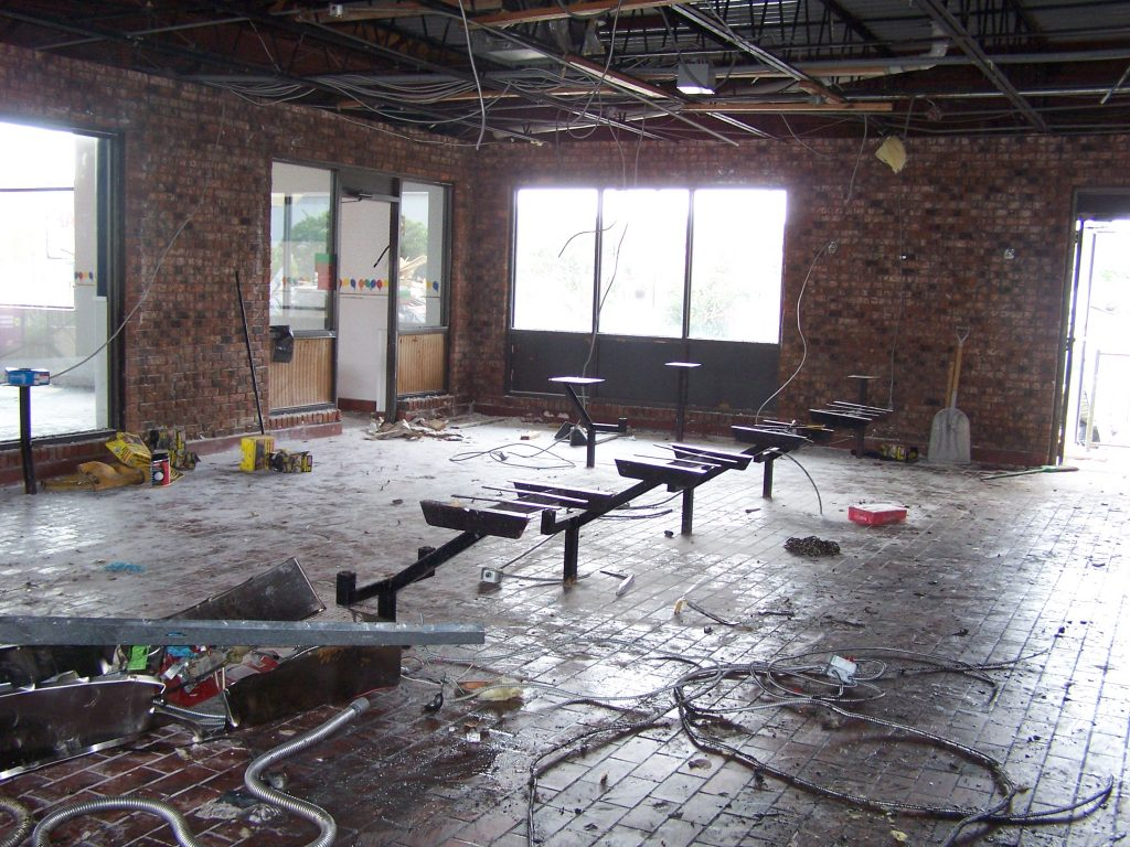 Water Damage Cleaning in Cleburne, Texas (6590)