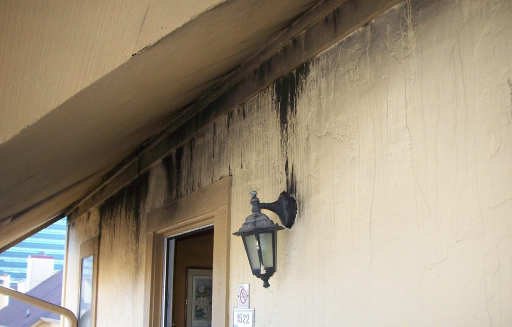 Soot Damage Cleaning in Roanoke, Texas (535)