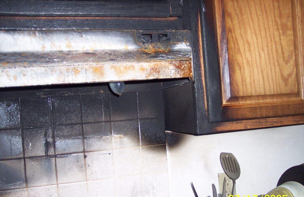 Smoke Odor Removal in Burleson, Texas (9979)