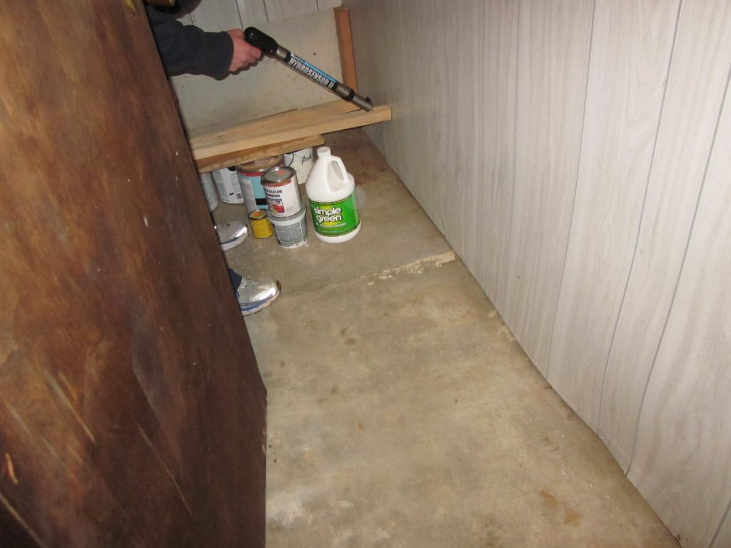 Sewage Damage Restoration in Roanoke, Texas (6636)