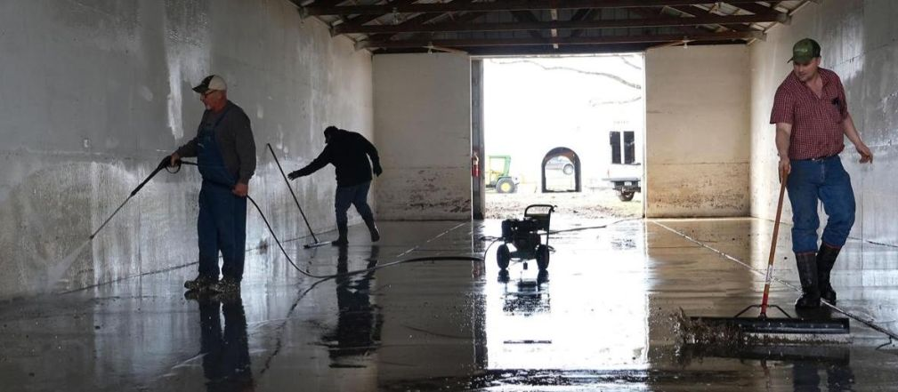 Sewage Cleanup in Euless, Texas (3073)